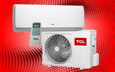 TCL klíma akció, ingyenes szállítással és beszereléssel együtt